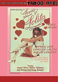 Loves Of Lolita Triple Feature (out Of Print) (165472.100)
