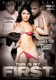 This Is My First A Gangbang Movie (169377.50)