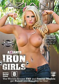 Azianis Iron Girls 8 (2020) (183552.6)