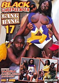 Black Cheerleader Gang Bang 17 (72190.5)
