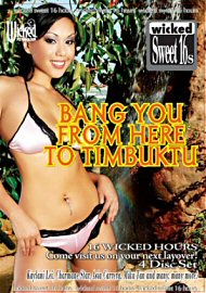 Bang You From Here To Timbuktu (4 DVD Set) (79319.5)